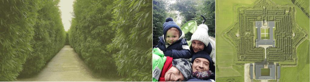 Labirinto Masone tra Cremona e Parma Fontanellato avventure in famiglia visitare territorio con bambini