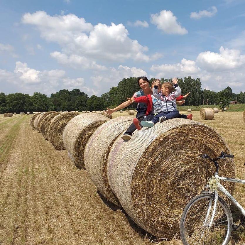 balle di fieno e bicicletta: l'estate in campagna con i bambini esplorando territorio Cremona e dintorni avventure in famiglia