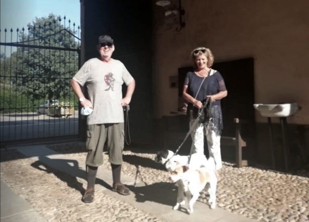 ospiti con cane agriturismo pet friendly in vacanza